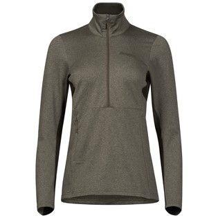Fløyen Fleece W Half Zip
