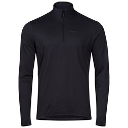 Fløyen Long Sleeve Black / Solid Charcoal