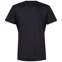 Fløyen Tee Black / Solid Charcoal