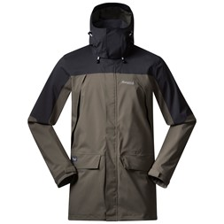 Breheimen 2L Jacket Green Mud / Solid Dark Grey / Aluminium