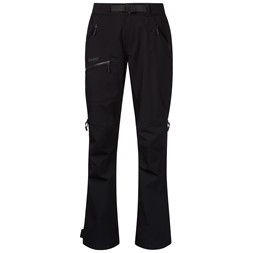 Breheimen 3L W Pants Black / Solid Charcoal