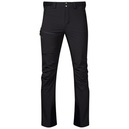 Breheimen Softshell Pants Black / Solid Charcoal