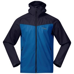 Microlight Jacket Classic Blue / Dark Navy