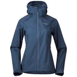 Microlight W Jacket Fogblue