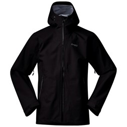 Gjende 3L Jacket Black / Solid Charcoal