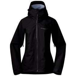 Gjende 3L W Jacket Black / Solid Charcoal
