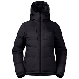 Sauda Down W Jacket Solid Charcoal / Black