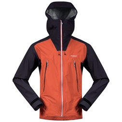 Slingsby 3L Jacket Lava / Dark Navy / Silver Grey