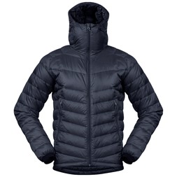Slingsby Down Light Jacket w/Hood Dark Fogblue