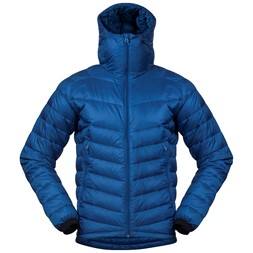 Slingsby Down Light Jacket w/Hood Ocean