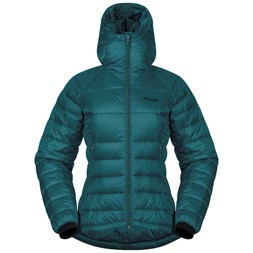 Slingsby Down Light W Jacket with Hood Alpine