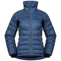 Slingsby Down Light W Jacket Fogblue