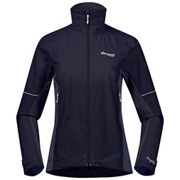 Slingsby LT Softshell W Jacket Dark Navy / White