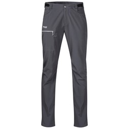 Slingsby LT Softshell Pants Solid Dark Grey / White