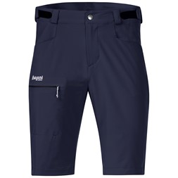 Slingsby LT Softshell Shorts Dark Navy / White