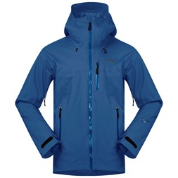 Stranda Insulated Hybrid Jacket Ocean / Dark Navy
