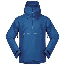 Stranda Insulated Hybrid Anorak Ocean / Dark Navy