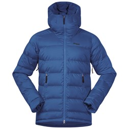 Stranda Down Hybrid Jacket Ocean / Dark Navy