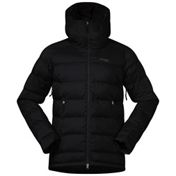 Stranda Down Hybrid Jacket Black / Solid Charcoal