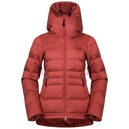 Stranda Down Hybrid W Jacket Lounge / Bordeaux