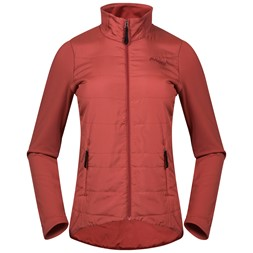 Stranda Hybrid W Jacket Lounge / Bordeaux